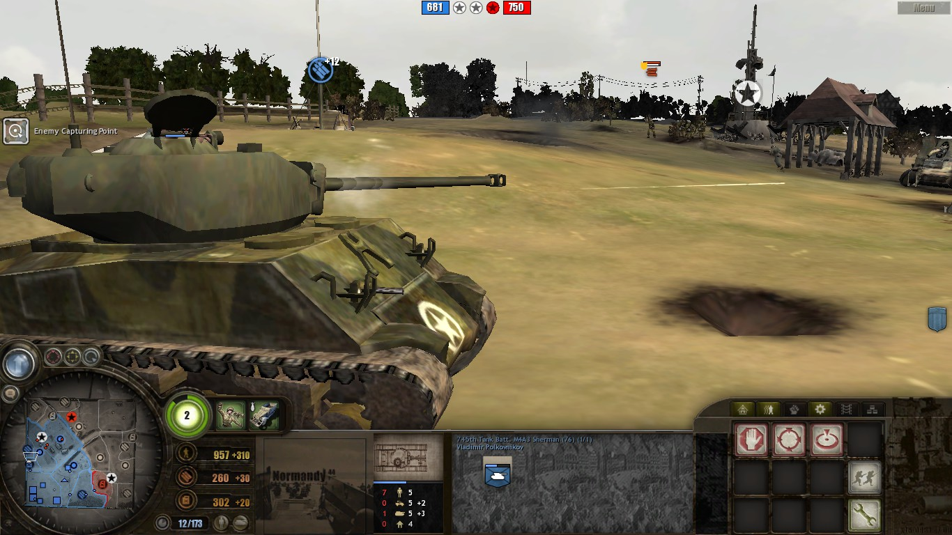 Europe at War - ??? ??? Company of heroes (Opposing front) ??