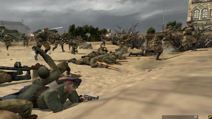 скачать Coh Eastern Front торрент - фото 6