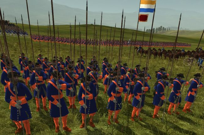 Empire total war mod