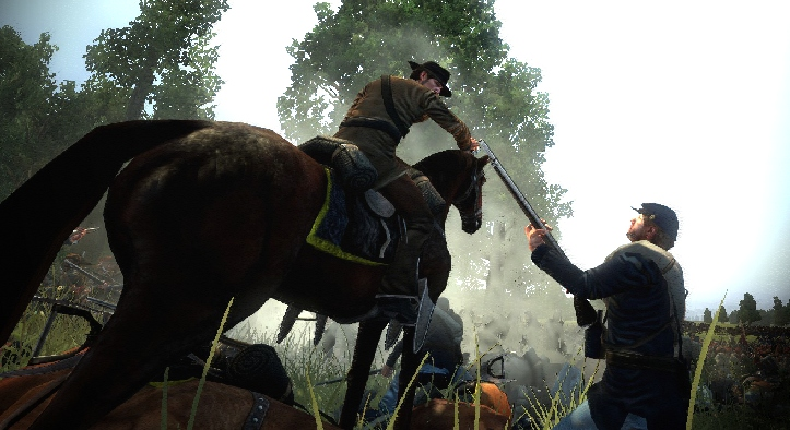 American Civil War The Blue And The Gray Mod Download