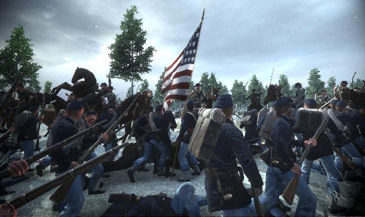 Скачать мод american civil war