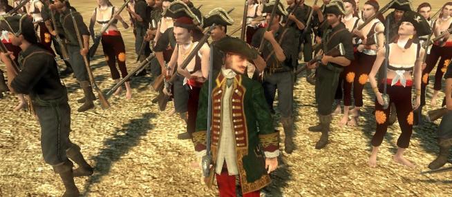 скачать мод береговое братство для Empire Total War - фото 10