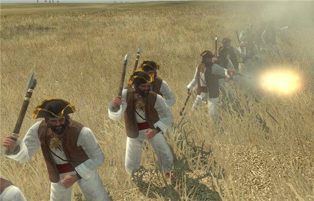скачать мод береговое братство для Empire Total War - фото 7