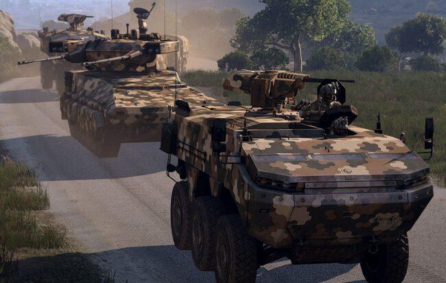 военная игра 3 - фото 6