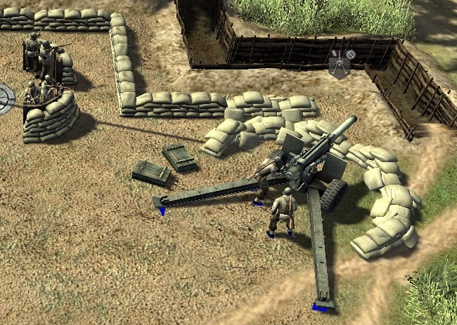 Как сделать в тылу врага 2 штурм 489
