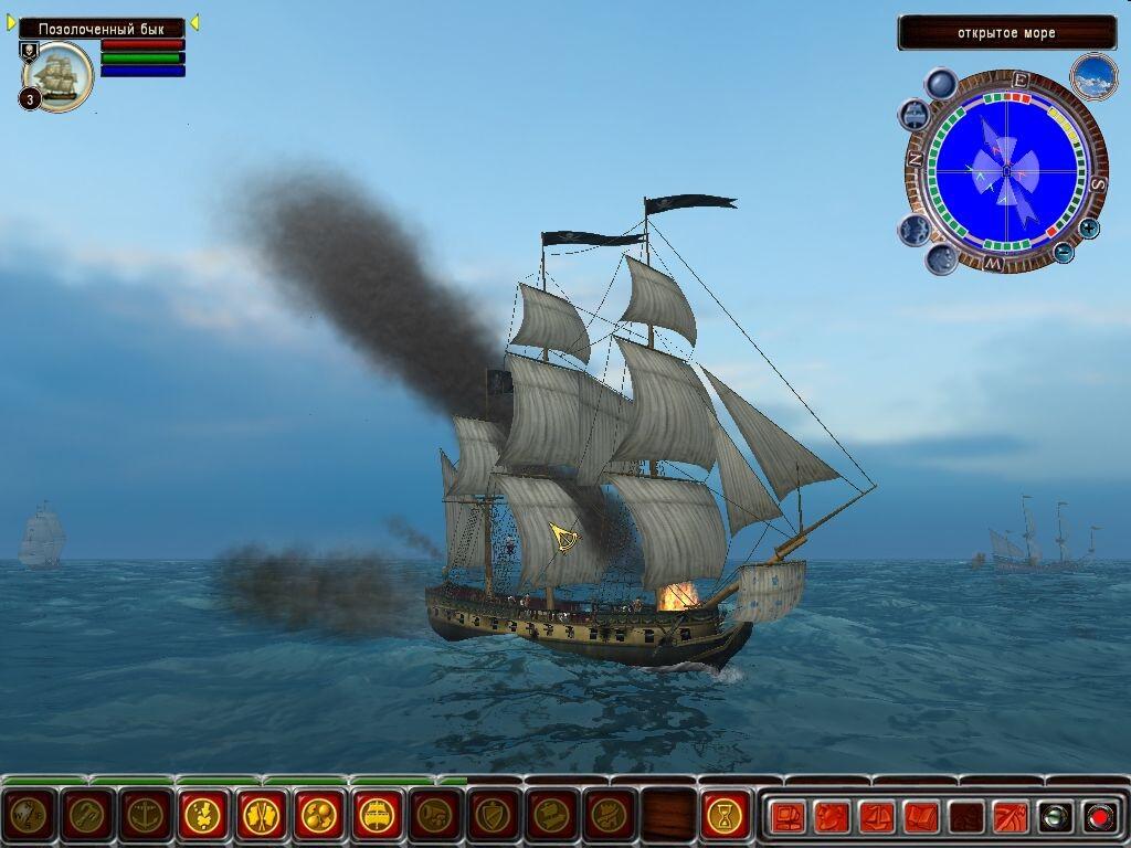 пираты карибского моря игра скачать торрент корсары 3 - фото 10
