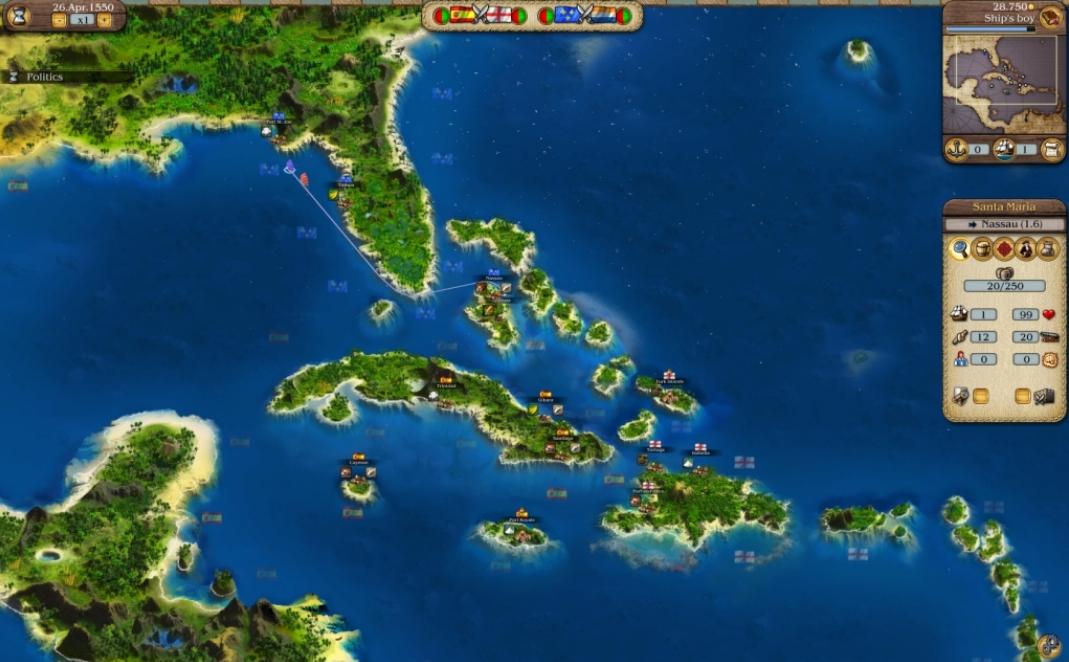 Скачать игры Корсары Город Потерянных Кораблей