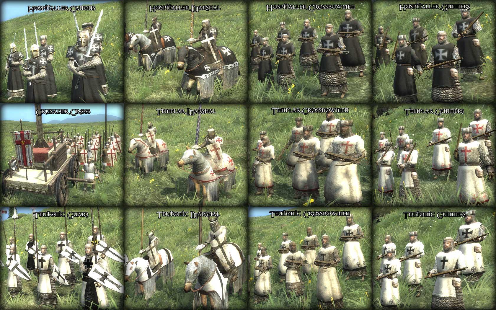 моды для medieval 2 total war kingdoms скачать