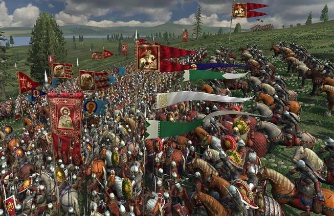 Medieval ii: total war download | rtsplayers.
