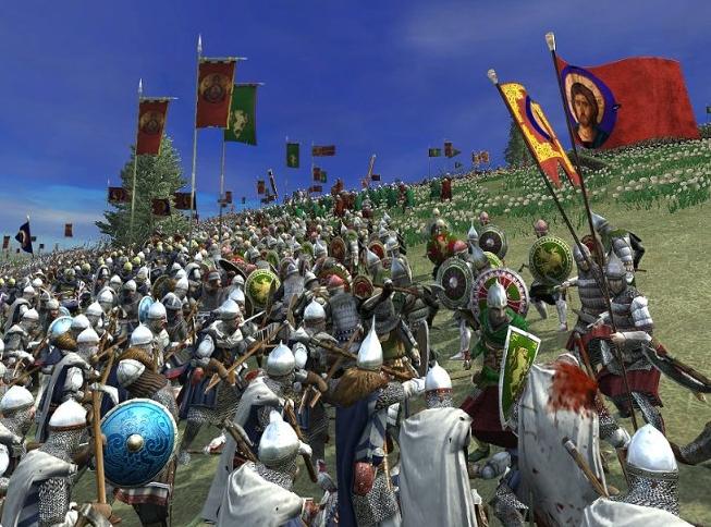 Скачать Булатная Сталь Total War 1.4.1 скачать торрент - картинка 1