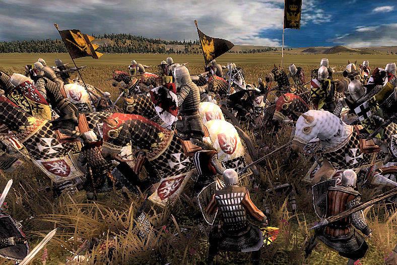 Medieval Total War Патчи И Моды