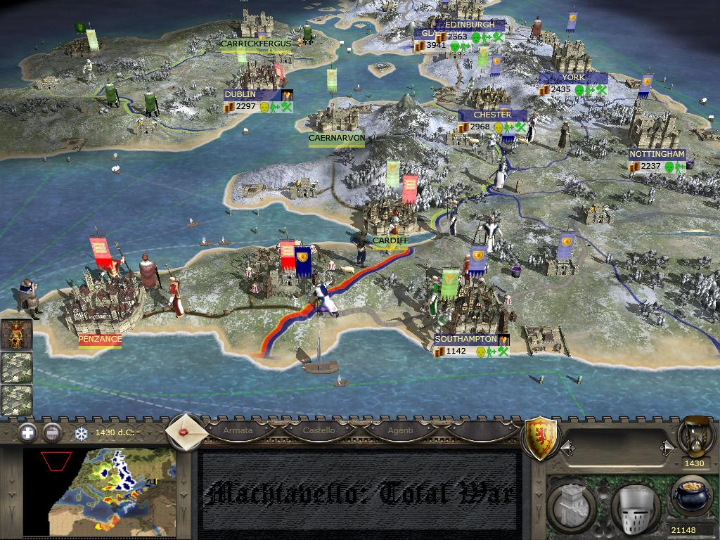 Mod] asia empires: the new order моды medieval 2: total war.