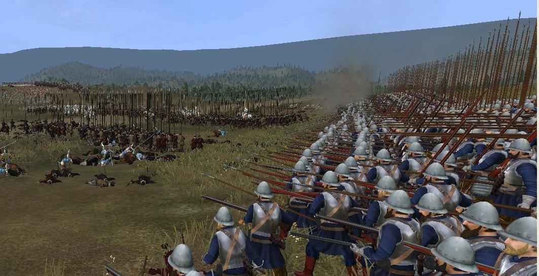 игра огнем и мечом великие битвы