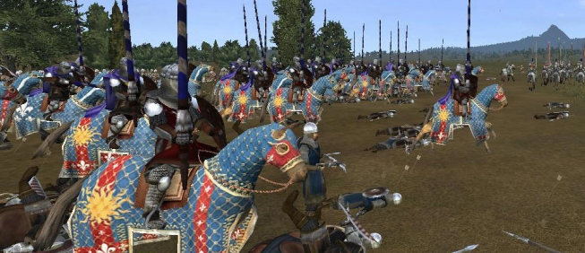 Retrofit Mod Medieval 2 Total War