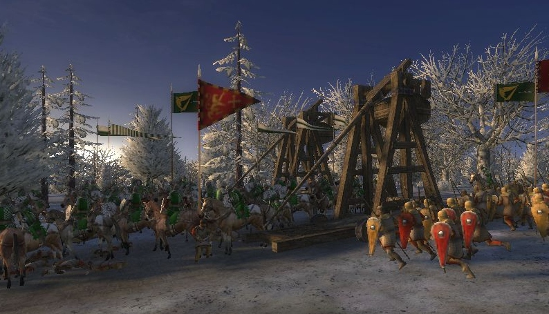 Medieval 2: Total War Kingdoms 1.5 Stainless Steel 6.4