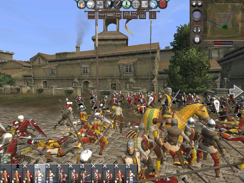 мод на total war medieval 2