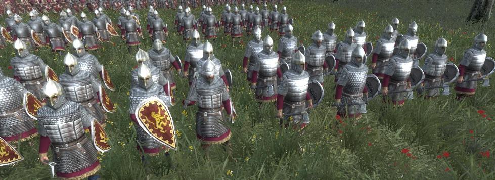 Medieval 2 Total War Русь Скачать