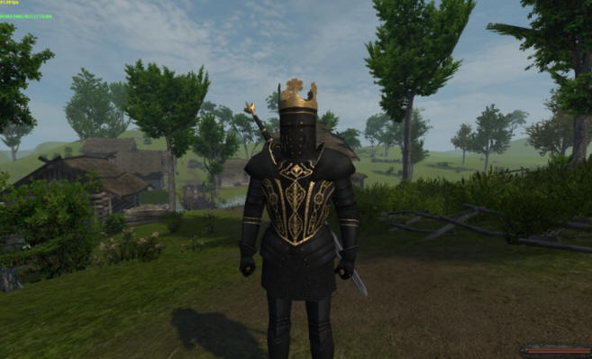 Mount & blade: warband armour mod video game armour png download.