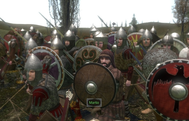 Патчи Mount And Blade Warband