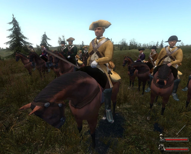 Mount And Blade 1776 Old America Русификатор