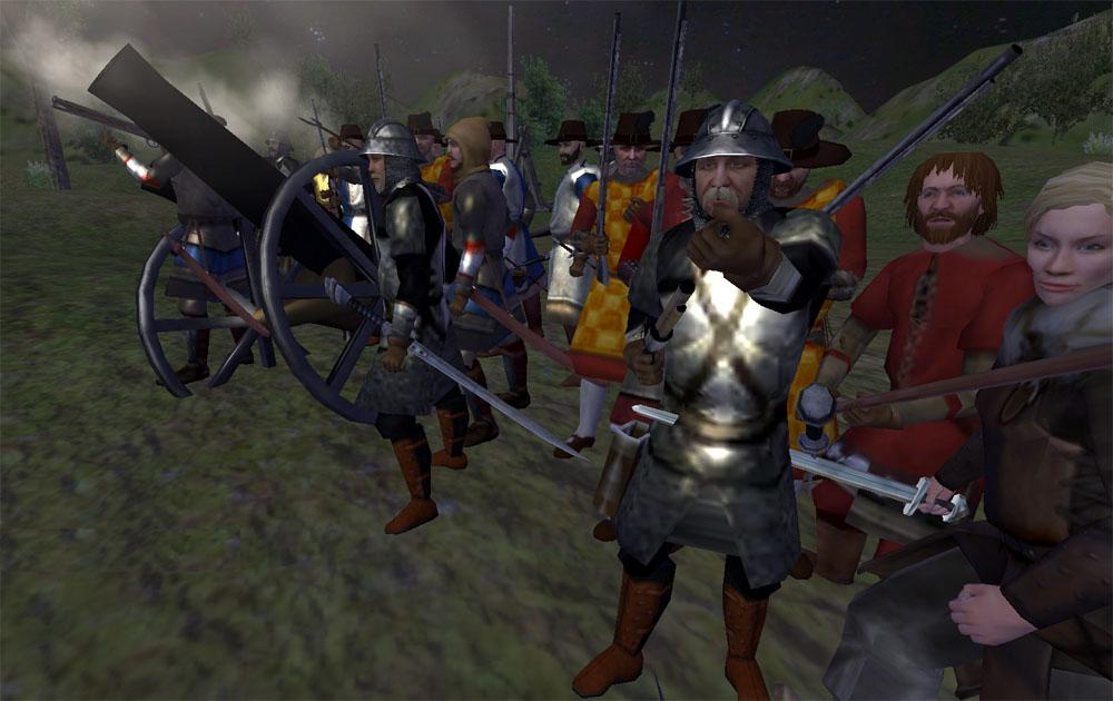 История героя огнем и мечом моды скачать