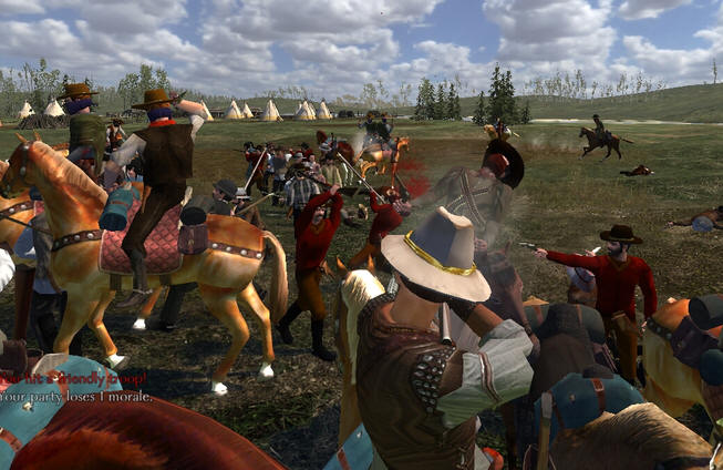 скачать мод для mount and blade warband old america