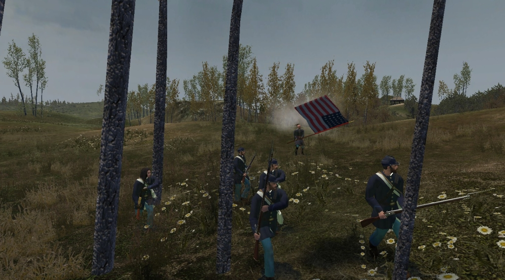 Моды mount and blade warband 1860 old america