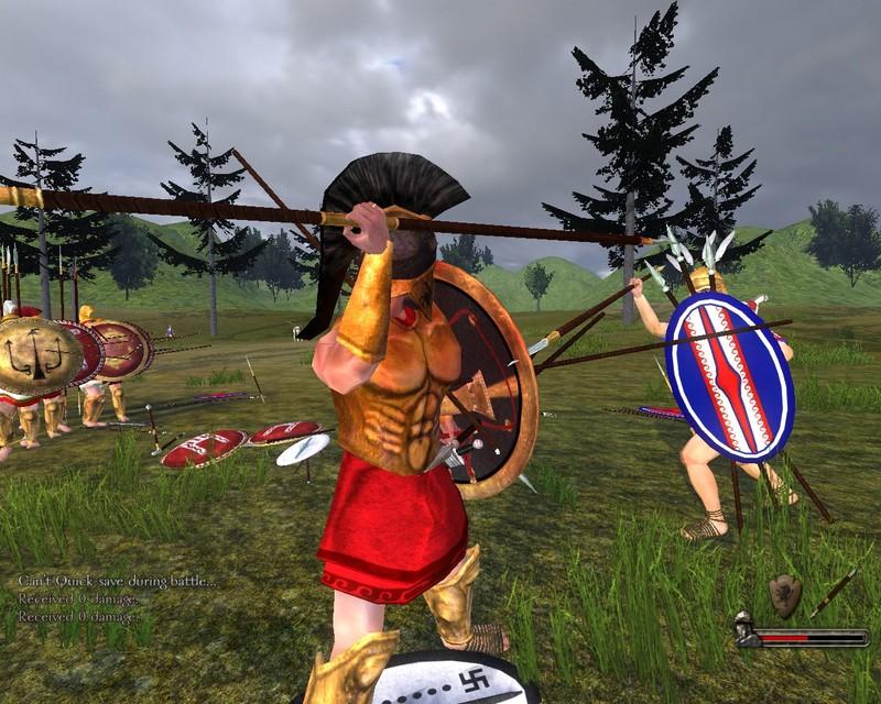 Скачать мод the peloponnesian war