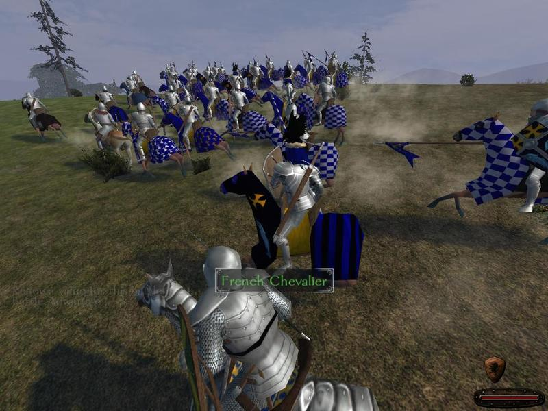 Mount And Blade Warband 1.160 Русификатор