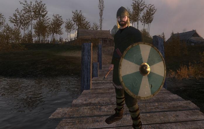 мод викинги на Mount And Blade Warband скачать - фото 5