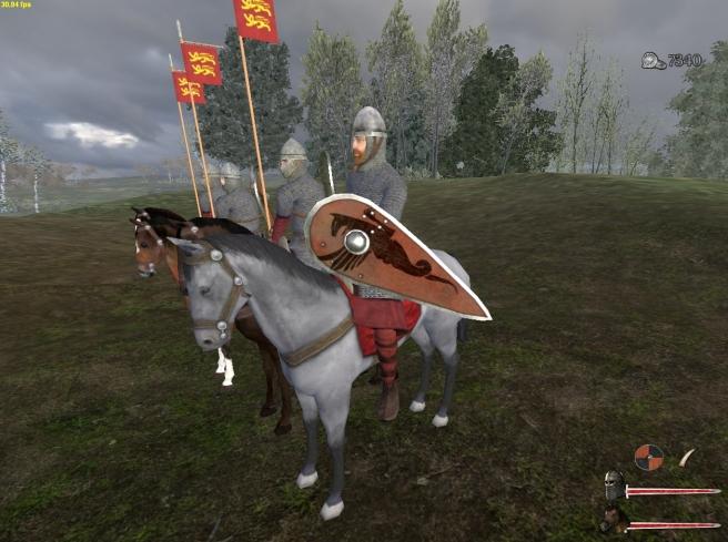 мод викинги на Mount And Blade Warband скачать - фото 9