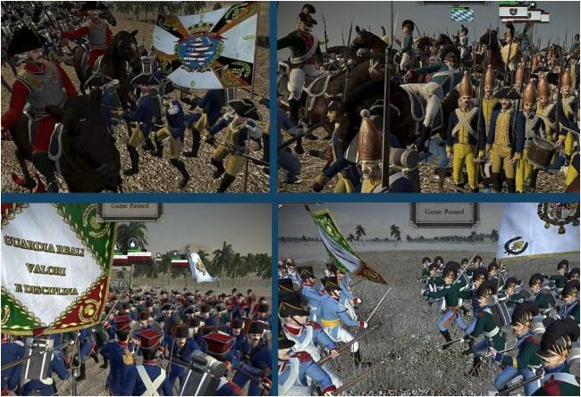 Napoleon Total War Моды