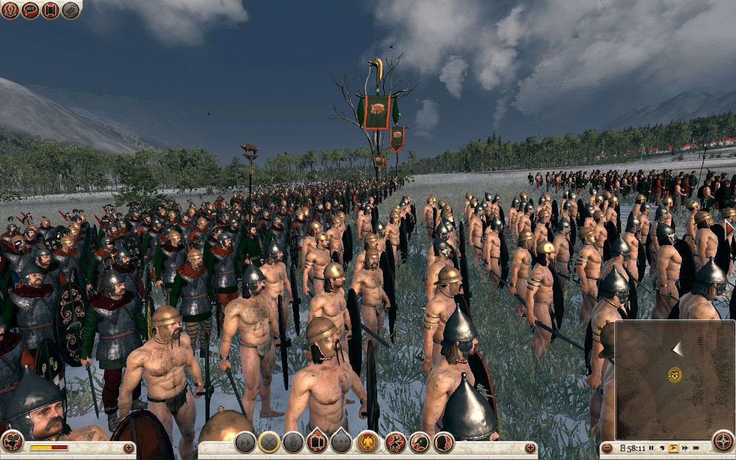 Rome ii sex mod exposed thumbs