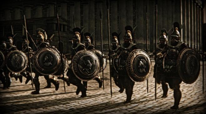 скачать мод мирмидонцы рим 2 тотал вар