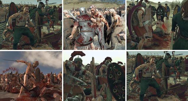 Rome Total War 2 мод мирмидонцы скачать - фото 6