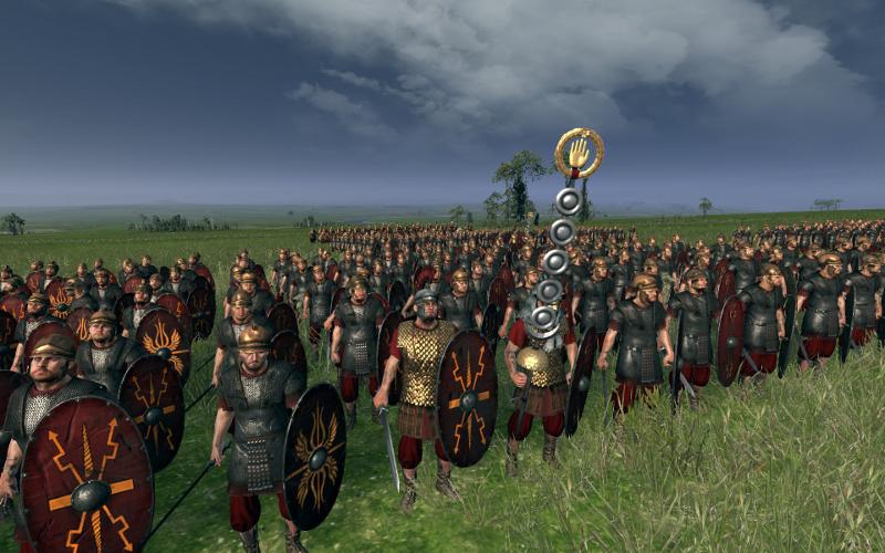 Моды к Rome Total War