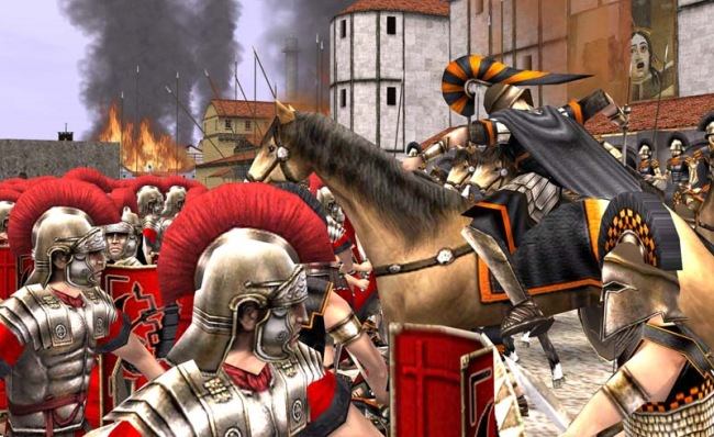 Дополнения к Rome Total War 2