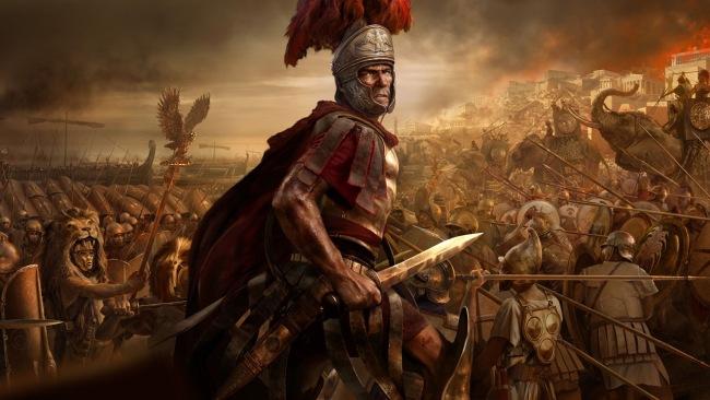 Rome Total War 1 Моды