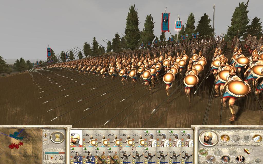 Extended Cultures - мод для Rome: Total War на internetwars ru