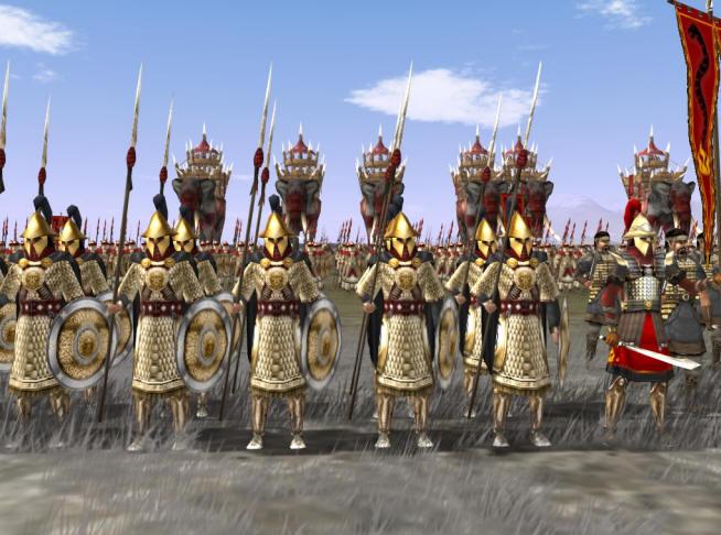 Моды для Rome Total War