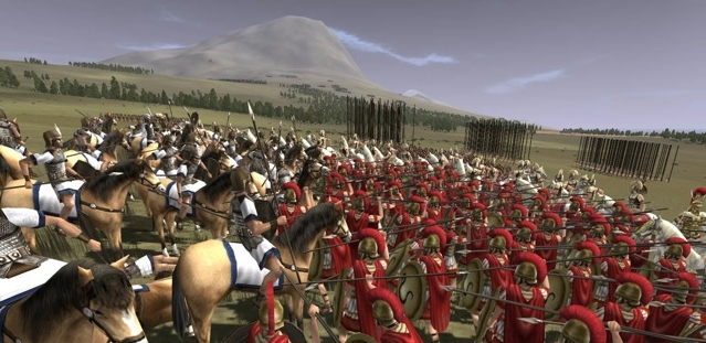 Extended Greec Mod - мод для Rome: Total War - Barbarian Invasion на