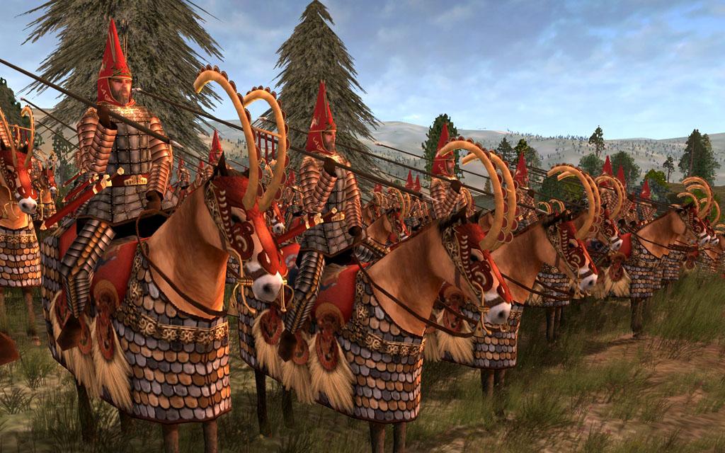 Roma surrectum новый мод для rome total war. Полноет описание.