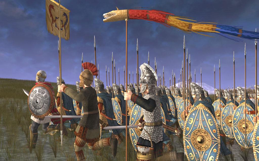 Roma surrectum iii сообщество империал.