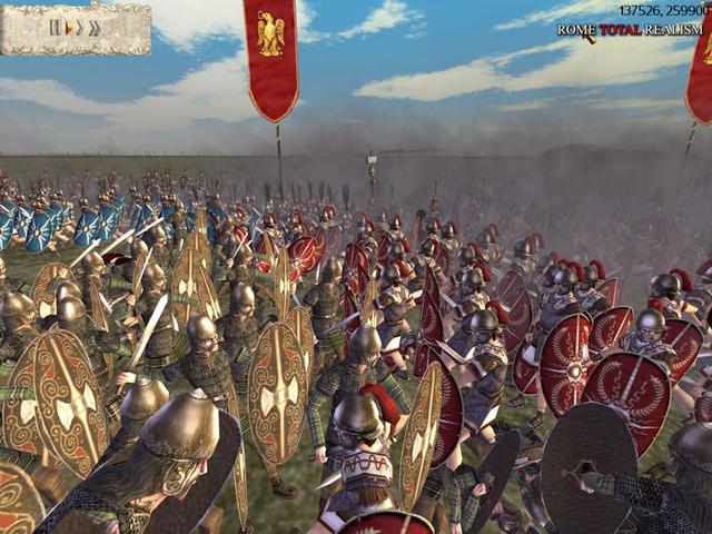 скачать торрент Rome Total War мод русь - фото 10