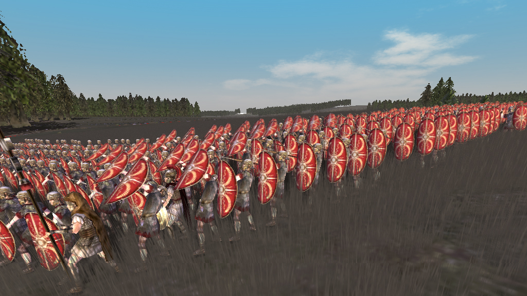 Rome Total War Патч 1.5