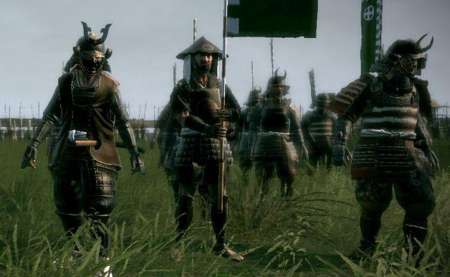 Моды для Shogun 2 Total War