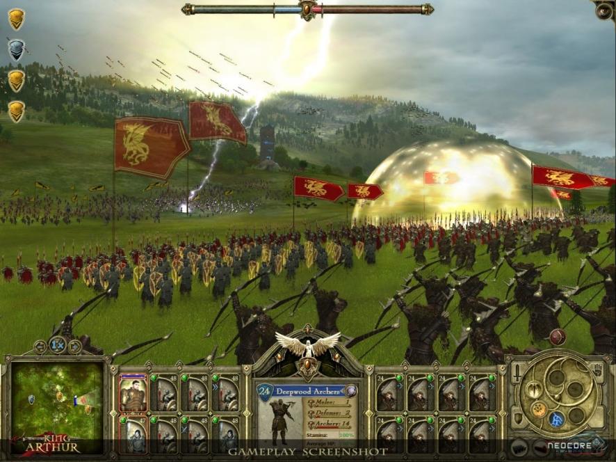 игра король артур скачать img-1