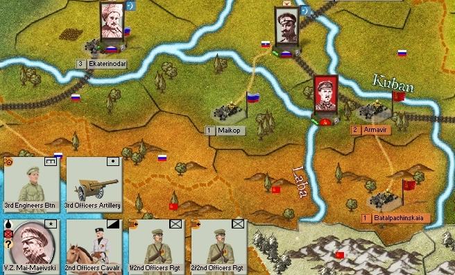 Гражданская война в россии красные и