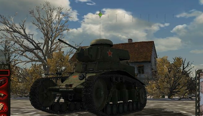 Играть tanks of world через player на компе