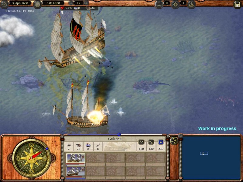 Игры на морскую тематику
